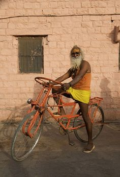 Bike mechanic, Northern Rajasthan. Click image for details  Propel Yourself  http://www.pinterest.com/slowottawa/propel-yourself/