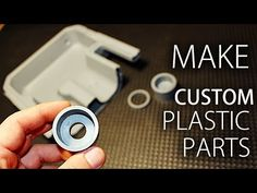 How To Recycle HDPE Plastic & Make Parts! - YouTube