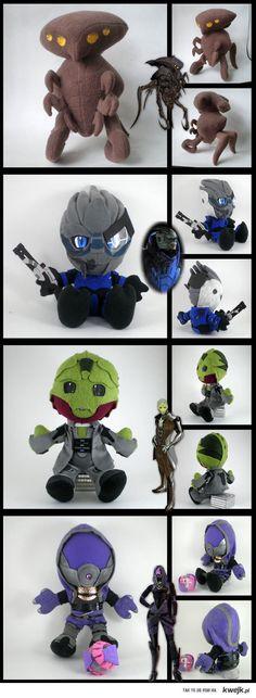 Mass Effect style