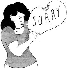 Why Women Apologize and Should Stop - The New York Times