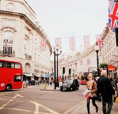 Regent Street @London