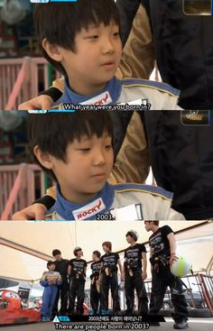 rlly sunggyu? (-_-) #dumb #why #infinite