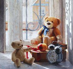 Натюрморты Дмитрия Анненкова (62 работ)