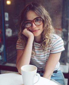 There is something with glasses and girls they are so cute in them and yeah I am kind of in love with a girl that have glasses and she is so beautiful but don't think she likes me like I love her