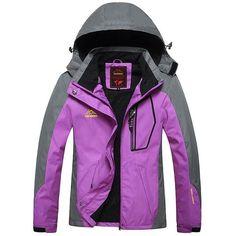 Spring Autumn Hiking Men Women Jacket Coats waterproof Windproof – 520outdoor
