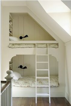 built in bunkbeds | INSPIRATION ARCHIVE: BUILT-IN BUNK BEDS