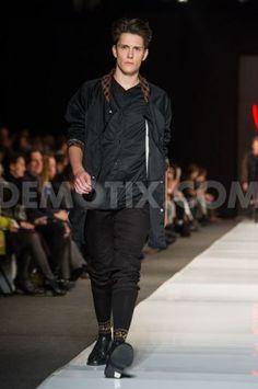 Ptaszek fashion show at Fashion Week Poland. October 28th, 2012.