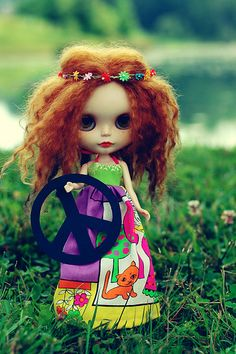 Peace & Love by Shannon_Taylor, via Flickr