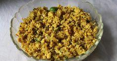 YUMMY TUMMY: Egg Thoran / Mutta Thoran / Scrambled Egg with Spicy Coconut Masala
