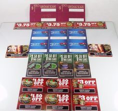 Copenhagen Red Seal #Skoal L&M Virginia Slims 25 pc. #cigarette pack carton #tobacco #snuff manufacturer's manufacturers manufacturer #coupon #voucher lot/set with $60+ #discounts and savings, brand new and unused in original full color paper card form with clearly scannable UPC bar-codes and Sept. 30th-Oct. 3rd stamped expiration dates, brand new and unused…