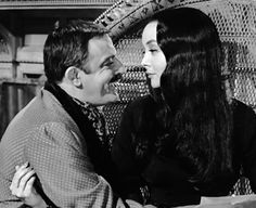 Gomez and Morticia  Me and my future Husband - Cue Evil Laugh- Muhahahahahaha - rubs hands together evily-  @Guiltykiller