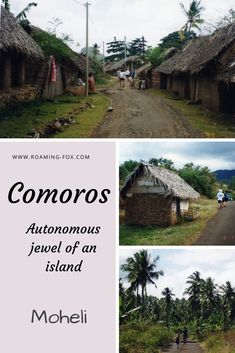 Autonomous jewel of an island in the Comoros - Moheli — Roaming Fox Travel Around The World, Around The Worlds, Destin Beach, Throughout The World, Africa Travel, Archipelago, Countries Of The World, Great View, Holiday Destinations
