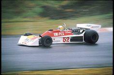 Kazuyoshi Oshino - Tyrrell 007 - Team Heroes - 1976