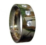 ring for him. Colbie I thought about you when I saw this..look at the link for all camo