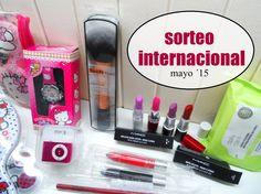 SORTEO internacional abierto ( hello kitty ,mac,maybelline,extreme )