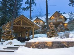 Splurge on a stay at Montana's Triple Creek Ranch, ranked the No. 1 US hotel by Travel and Leisure.