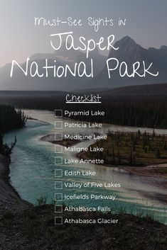 The Ultimate Guide to Jasper National Park - Are the Canadian Rockies on your bucket list? This is your guide to the ultimate itinerary for Jasper National Park, including Pyramid Lake, Maligne Lake, Valley of Five Lakes, and other must-see sights - Yoho National Park, Jasper National Park, Parc National, National Parks, Backpacking Canada, Canada Travel, Canada Trip, Places To Travel, Places To Go