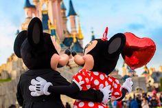 Celebrate Valentine's Day at Disneyland Paris (c)Disney