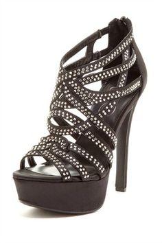 Elanor Multi-Strap Sandal