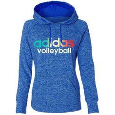 Adidas Women's Ultimate Fleece Volleyball Hoodie