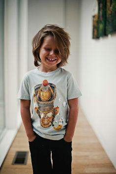 20 coiffures super stylées pour votre petit boy ! - Tendance coiffure