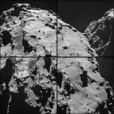 Europe's Philae Lander Makes Historic Touchdown on Comet