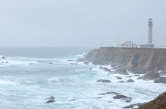 """500px / Photo """"Pigeon Point Lighthouse"""" by hschiller"""