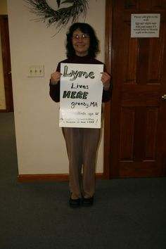 Massachusetts- Lyme Lives Here Campaign
