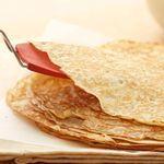 Easy Whole-Grain Crepes