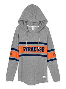 Syracuse University Varsity Pullover Hoodie Syracuse Sweatshirt f963ec8b9