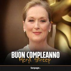 Meryl #Streep 22giu1949 66 anni