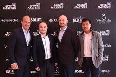 #TheSpiritsMasters llevará a 4 talentosos bartenders peruanos a #Inglaterra, #Escocia, #Cuba y #Suecia, para representar a nuestro país en 4 experiencias de coctelería de talla mundial.