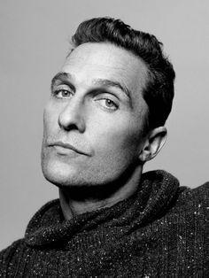 Matthew McConaughey -  Dallas Buyers Club (Peter Hapak for TIME)