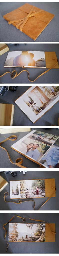 How gorgeous is this engagement album that Casto Photography and Cinema had made! <3