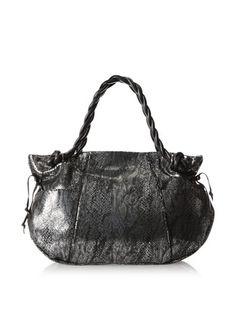 55/% Off Rowallan Women/'s Brown Leather Shoulder Bag