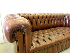 Original Chesterfield Sofa