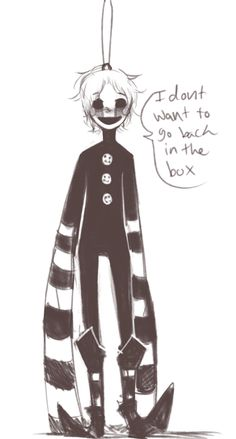 The Marionette♥ → Five Nights at Freddy's 2. (FNAF 2)-THIS IS CREEOY AS HECK