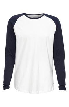 Halens for men   T-shirt Stan tee från JACK&JONES