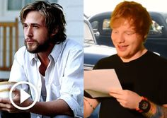 Ed Sheeran Auditions for 'The Notebook' with Lance Bass (VIDEO) this is actually hillarious