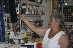 Former NASCAR crew member runs music shop in western Rowan County