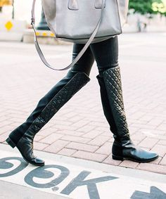 Flat Boots We Wish Were In Our Closet
