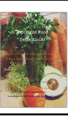 My Processed Food Detox Guide is designed to help you eliminate conventional toxic processed foods from your diet that are known to cause a host of diseases including cancer, heart disease, diabete…