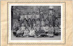 Photo de classe CE1 de 1964, Ecole Poincare (thionville)