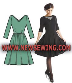 Free sewing patterns (Russian) http://www.newsewing.com/cat_w.php?cat=26=3