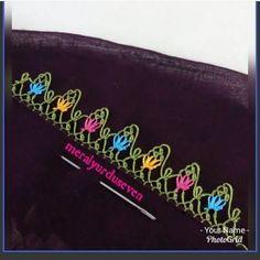 Fotoğraf açıklaması yok. Knitted Poncho, Knitted Shawls, Simple Eyeshadow Tutorial, Tatting, Knit Shoes, Simple Eye Makeup, Sunflower Tattoo Design, Needle Lace, Homemade Beauty Products