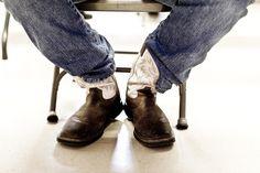 Cowboy boots   Nebraska style http://nelovesps.org/