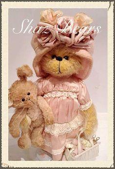 Tilly by By Shaz Bears | Bear Pile
