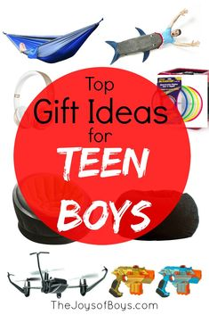 Teen boys can be so hard to buy for! These are some GREAT ideas! #gift #giftideas #GIFTIDEA #GiftsforHim #giftsforteens #giftsforboys
