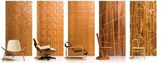 Reclaimed Wood Iconic Panels by B&N Industries