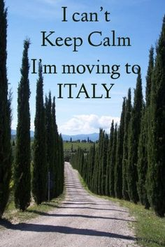 Moving to Italy Planning Journal with 6 x 9 Dot Grid 200 Pages: I Can't Keep Calm I'm Moving to Italy Dot Grid Journal Moving To Italy, Together Lets, Cant Keep Calm, Sweet Life, Italy Travel, Grid, Virginia, Country Roads, Journal